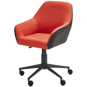 Bürodrehstuhl  Ance ¦ orange