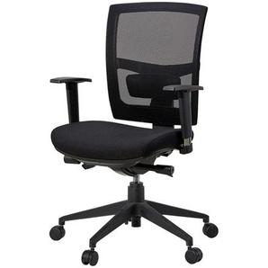 Bürodrehstuhl   Brigach ¦ schwarz Stühle  Bürostühle  Drehstühle » Höffner