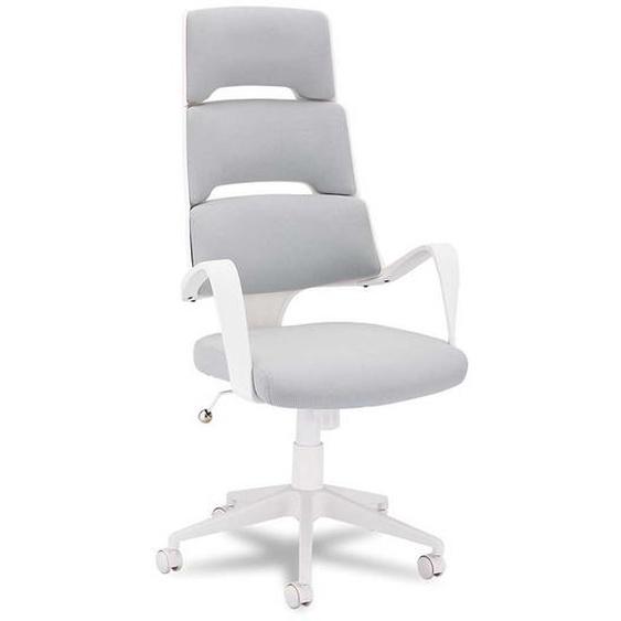 Bürodrehstuhl in Weiß modern