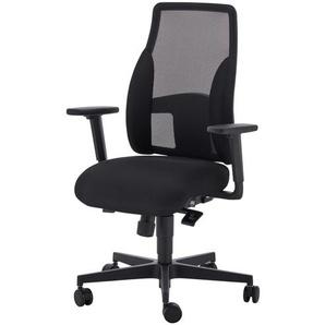 Bürodrehstuhl Bürodrehstuhl Sitness Profi Comfort ¦ schwarz