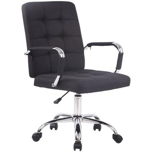 Bürostuhl Deli PRO Stoff-schwarz - PAAL OFFICE FURNITURE