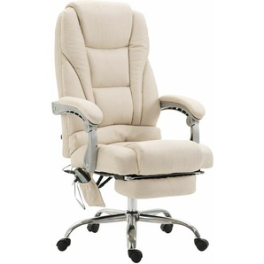 Bürostuhl Pacific Stoff mit Massagefunktion-creme - PAAL OFFICE FURNITURE