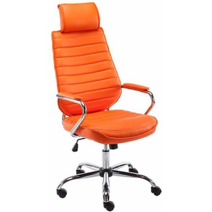 Bürostuhl Rako-orange - PAAL OFFICE FURNITURE