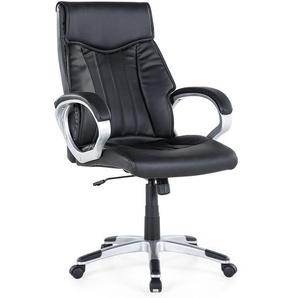 Bürostuhl schwarz höhenverstellbar TRIUMPH