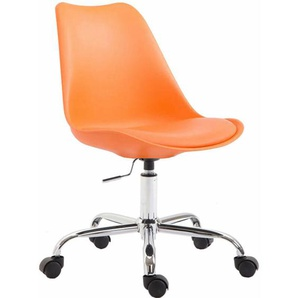 Bürostuhl Toulouse Kunststoff-orange - PAAL OFFICE FURNITURE