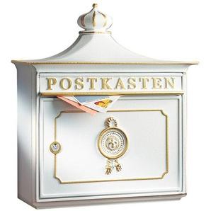 BURG WÄCHTER Briefkasten »Bordeaux 1895 W«, Guss