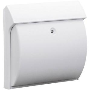 BURG WÄCHTER Briefkasten »Classico 4931 W«, Kunststoff
