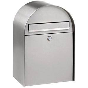 BURG WÄCHTER Briefkasten »Edelstahlbriefkasten mit Öffnungsstopp, Nordic 3680 NI«