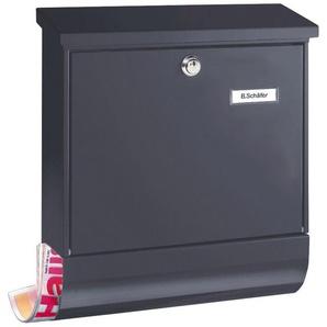 BURG WÄCHTER Briefkasten »Set Vario 86720 ANT«, Stahlblech-Briefkastenset