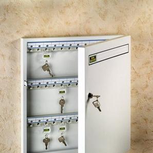 Burg Wächter Schlüsselkasten »6750/72 R« (Set), Schlüsselschrank,mit 2 Schlüssel und beschreibbare Hakenleiste