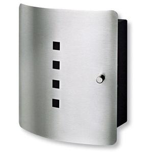 Burg-Wächter Schlüsselschrank »QUAD 6204/10 NI«, mit Magnetverschluss, 10 Schlüsselhaken