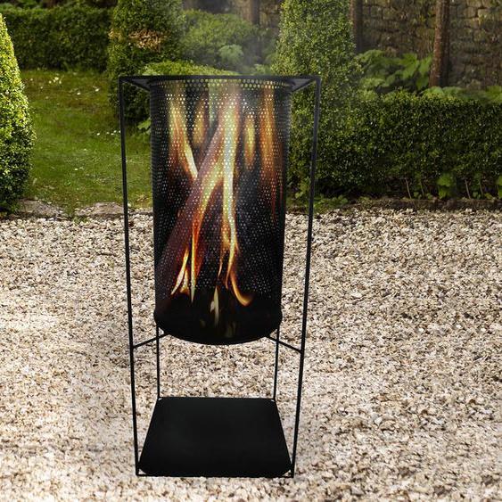 Buschbeck-Feuerkorb »Amora« - Schwarz -