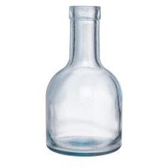BUTLERS LITTLE LIGHT 4x Dekoflasche recycling Höhe 15cm