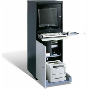 C+P Computerschrank, b60xt72xh160cm