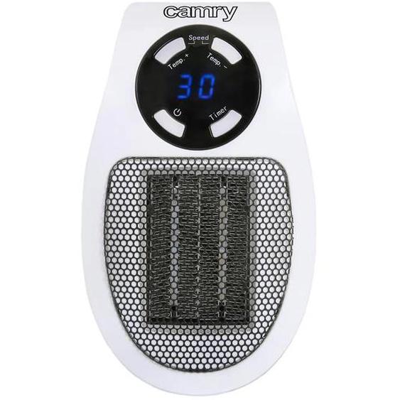 Camry Mini Heizlüfter mit 12 Stunden Timer 700 W