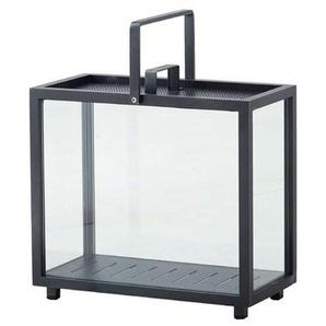 Cane-line Laterne ,Grau ,Aluminium