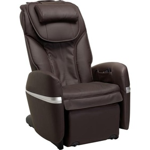Cantus: Massagesessel, Braun, B/H/T 75 90-116 110-182