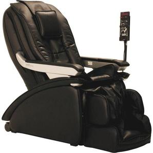 Cantus Massagesessel , Schwarz , Textil , 77x120x140 cm , Relaxfunktion, Liegefunktion, Massagefunktion , Wohnzimmer, Sessel, Massagesessel
