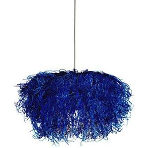 Caos CA04B-LD52 Hängelampe, klein, dimmbar, LED, Blau, 35 x 35 x 25 cm