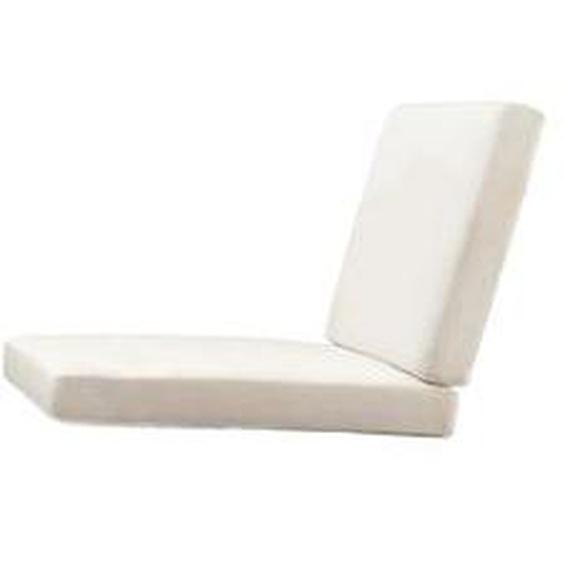 Carl Hansen - Sitzauflage für BK10 Gartenstuhl, Sunbrella canvas 5453