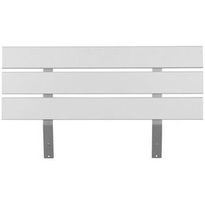 KOPFTEIL 100/61 cm Weiß