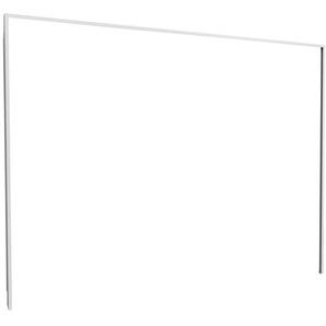 PASSEPARTOUTRAHMEN 273/213/12 cm WeißCarryhome: PASSEPARTOUTRAHMEN 273/213/12 cm Weiß
