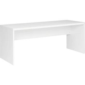 Carryhome: Tisch, Weiß, B/H/T 180 75 69