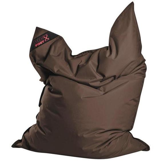 Carryhome Sitzsack Braun , Textil , 380 L , 170 cm