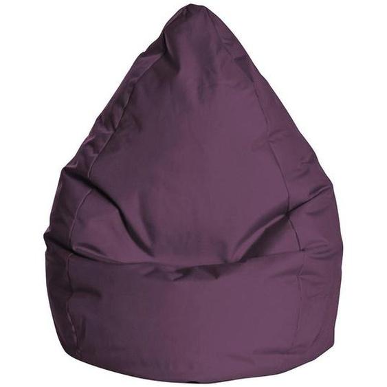 Carryhome Sitzsack Lila , Textil , 220 L , 70 cm