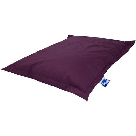 Carryhome Sitzsack Lila , Textil , 380 L , 130x170 cm