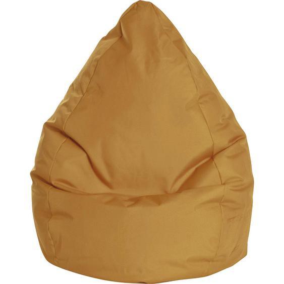Carryhome Sitzsack Orange , Textil , 300 L , 80x130x80 cm