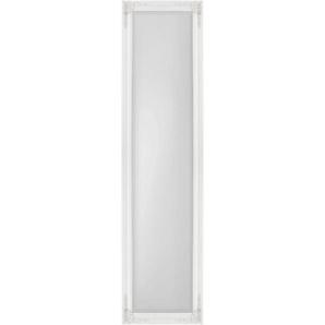 Carryhome: Spiegel, Weiß, B/H/T 45 180 3,3
