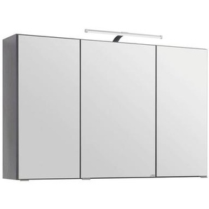 Carryhome: Spiegelschrank, Glas, B/H/T 100 64 20