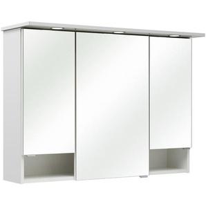 Carryhome: Spiegelschrank, Holzwerkstoff, B/H/T 95 71,6 20