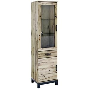 Carryhome: Vitrine, Holz, Glas,Buche, Buche, B/H/T 52 200 42