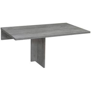 Carryhome: Tisch, Grau, B/H/T 50 42 80