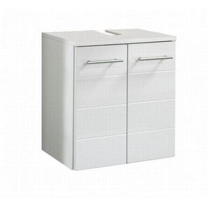 Carryhome: Unterschrank, Weiß, B/H/T 50 53 34
