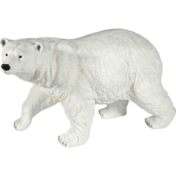 Casa Collection by Jänig Tierfigur Eisbär, Breite 52 cm Einheitsgröße weiß Tierfiguren Figuren Skulpturen Wohnaccessoires