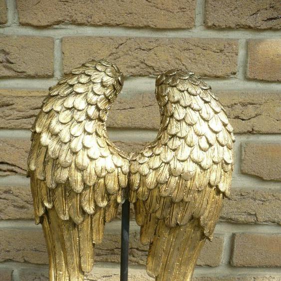 Casablanca Design Skulptur wing 89286 Flügel Liebe Glück