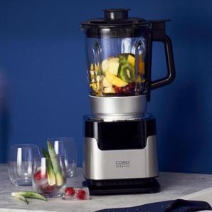 Caso-Mixer mit Kochfunktion »CB 2200« - silber - Edelstahl -