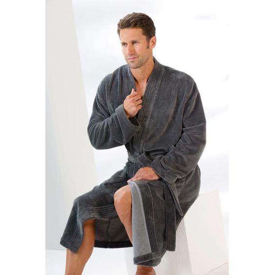 Cawoe Bademantel Grau , Textil