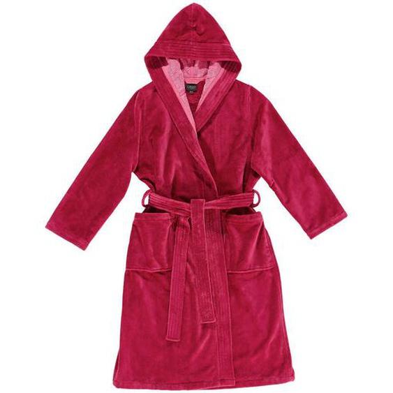 Cawoe Bademantel Rot , Textil