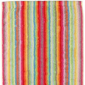 Badetuch »Lifestyle Streifen«, Cawö, mit farbenfrohen Streifen