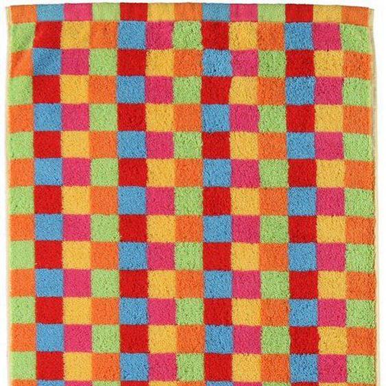 Cawö Handtücher »Lifestyle Cube« (2-St), mit bunten Karos