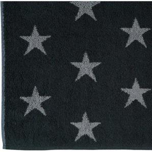 Handtücher »Stars Small«, Cawö, mit Wendeseite