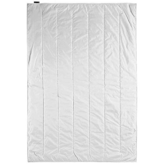 Centa-Star Ganzjahresbett Famous 155/220 cm , Weiß , Textil , 155 cm