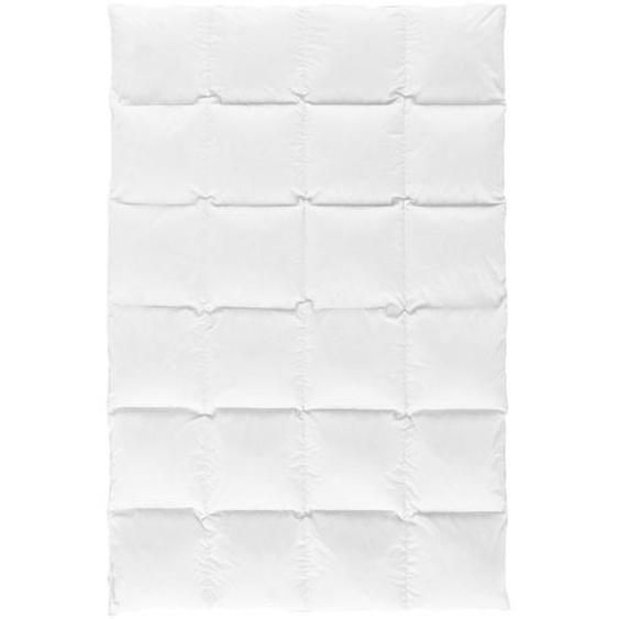 Centa-Star Kassettendecke 135/200 cm , Weiß , Textil , 135 cm