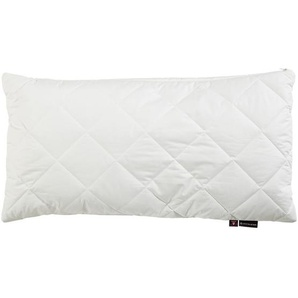 Centa-Star Kopfkissenbezug 40/80 cm , Weiß , Textil , 40x80 cm