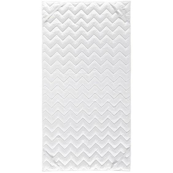 Centa-Star Unterbett , Weiß , Textil , 100x200 cm