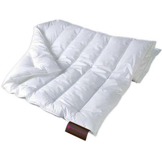 Centa-Star Vierjahreszeitenbett Royal De Luxe 135/200 cm , Weiß , Textil , 135 cm
